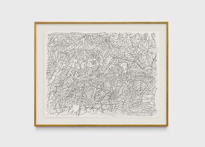 Milton Machado, 'Desenho organizado como um organismo [Drawing organized as an organism]', 2019