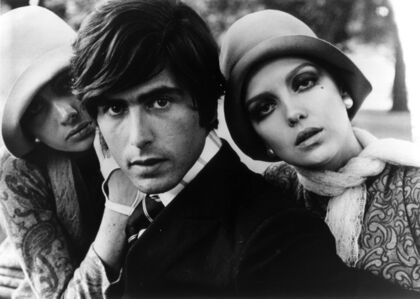 Bob Richardson, 'Donna Mitchell, Celia Hammond, and Baron Alexis de Waldner', ca. 1965