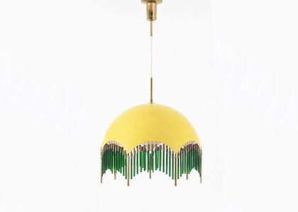 Angelo Lelii, 'Pair of ceiling lamps by Angelo Lelii', 1959