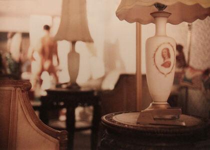 Jeff Burton, 'Untitled #12 (Lamp with Stapler)', 1994