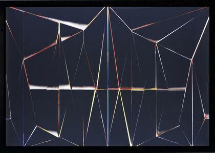 Pablo Zuleta Zahr, 'Blackspace 4', 2015