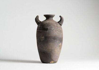 Cenedese, 'Rare Scavo Vase from Vetreria Cenedese', Italy-1983