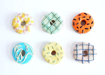 Liv Antonecchia, 'Assorted Donuts'