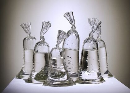 Dylan Martinez, 'Water Bags Series, H2O/SiO2', ca. 2019