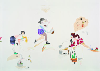 Nilbar Güres, 'Catch', 2010