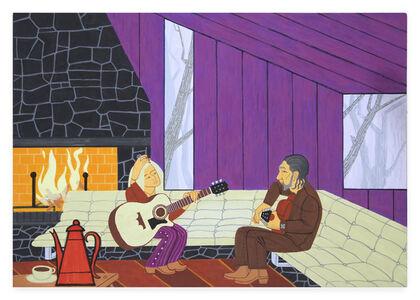Yves Tessier, 'Guitar Lesson', 2010-2019