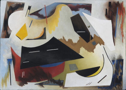 Alice Trumbull Mason, 'Colorstructive Abstraction', 1944