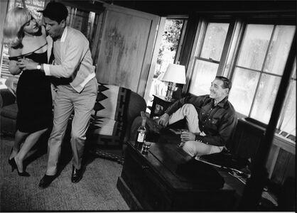 Inge Morath, 'Marilyn dancing with Eli Wallach, Misfits, ', 1960