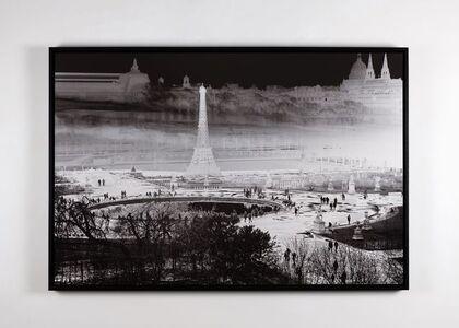 """Jean-François Jaussaud, '""""Paris Double Exposure 01"""" Photographic Print', 2018"""