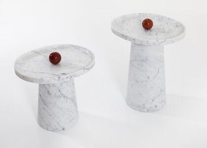 "Pierre Charpin, '""M.C"" Side Table Multicolor', 2015"
