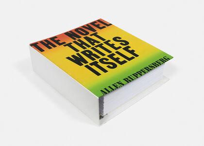 Allen Ruppersberg, 'The Novel That Writes Itself ', 1978