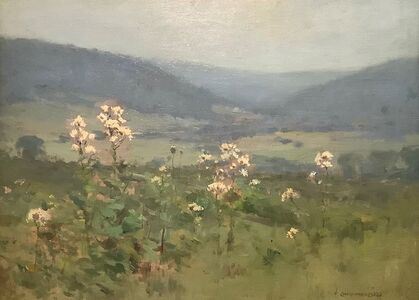 Charles Warren Eaton, 'Early Morning', ca. 1900