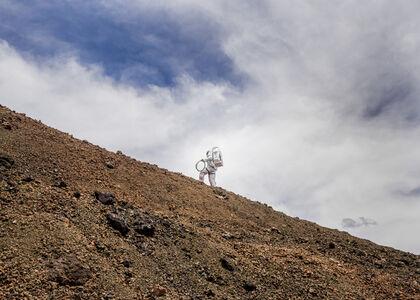 Gaia Squarci, 'Mars on Earth', 2015