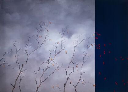 Michael Kvium, 'The Pattern of Fall', 2020