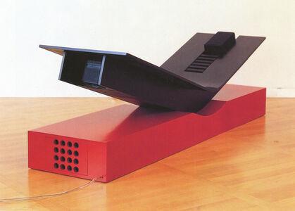 Bernhard Leitner, 'SOUND CHAIR', 1991