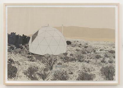 Evan Hecox, 'Dunes Dome', 2017
