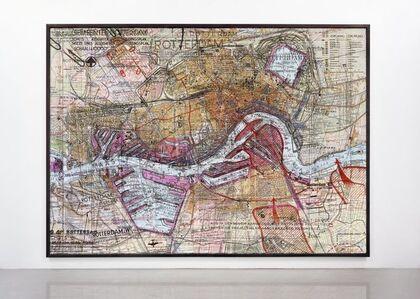 Gert Jan Kocken, 'Depictions of Rotterdam 1940-1945', 2010-2019