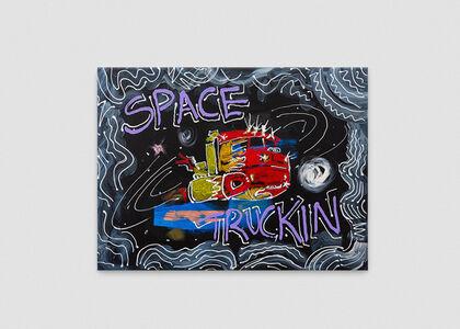 Vernon O'Meally, 'Space Truckin'', 2018