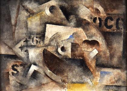 """Robert Marc, 'Composition """"68""""', 1990"""