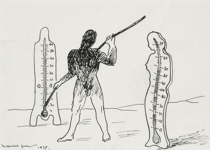 Marcel Jean, 'Le Diagnostique', 1937