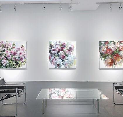 Jamie Evrard, installation view