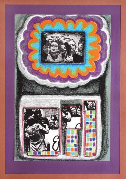 Mónica Mayer, 'Genealogías 2', 1979