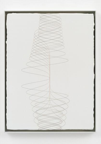 Carsten Nicolai, 'formula bessel A 1', 2016