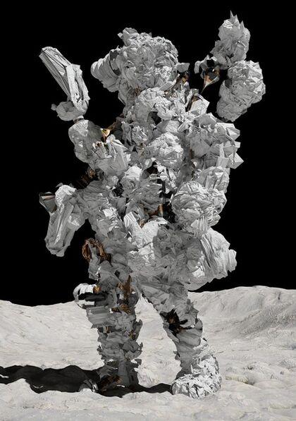 Shamus Clisset, 'Astronaut', 2015