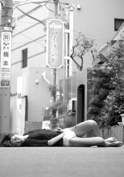 Noritoshi Hirakawa, 'Naomi Yugi, 3:08 P.M., July 30, 2008, Maruyama-cho, Shibuya', 2008