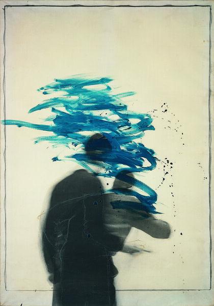 Giulio Paolini, 'Académie 3', 1965