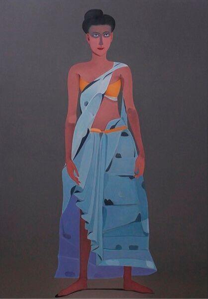 Surendran Nair, 'Treepie', 2017