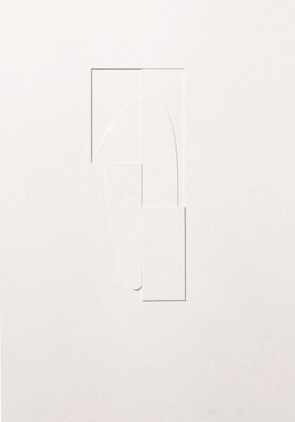 José Gabriel Fernández, 'Untitled, Study I', 2018
