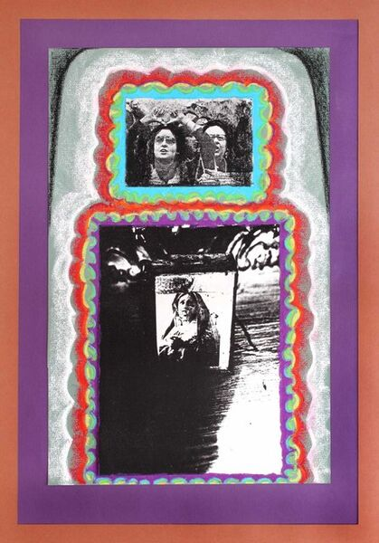 Mónica Mayer, 'Genealogías 3', 1979