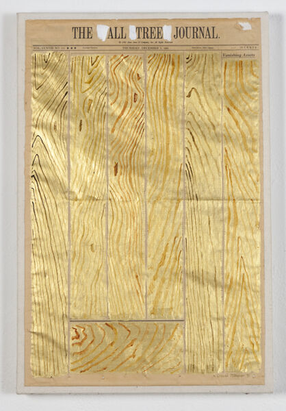 Conrad Atkinson, 'The All Tree Journal', 1991