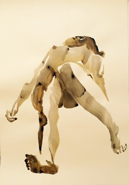 Sam Harrison, 'Untitled (Ink IV)', 2015