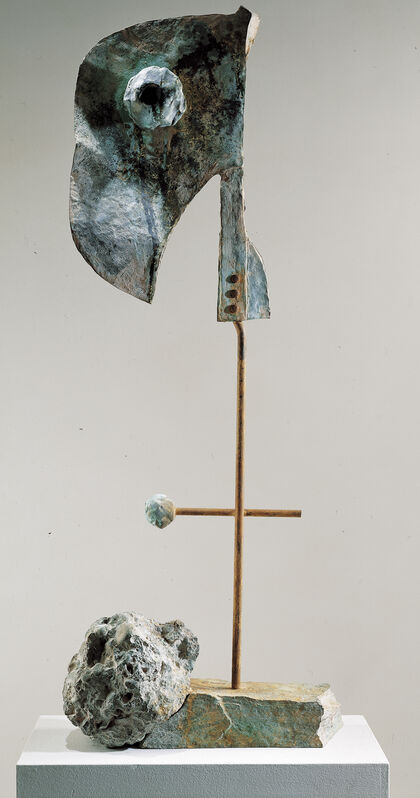Joan Miró, 'Figure', 1981, Sculpture, Bronze, Galerie Lelong & Co.
