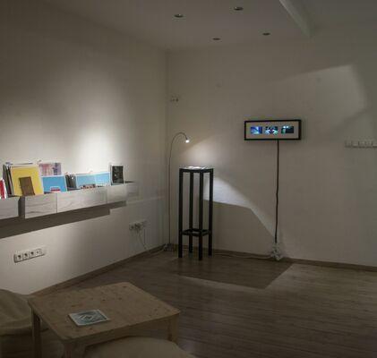 The Vinyl Shop Effect, installation view