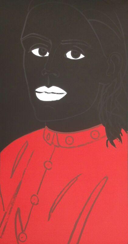 Alex Katz, 'THE EMPEROR JONES', 2006, Print, SCREENPRINT, Gallery Art