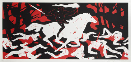 Cleon Peterson, 'Victory', 2010