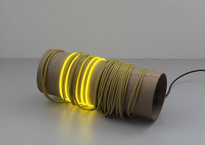 Gary Kuehn, 'Neon Object', 1970