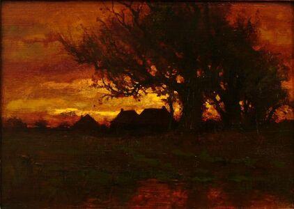 Charles Melville Dewey, 'Twilight Reverie', ca. 1890