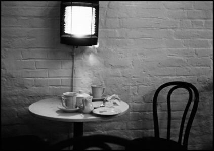 Erich Hartmann, 'Limelight coffee house and gallery in Greenwich Village. New York City, USA. ', 1954