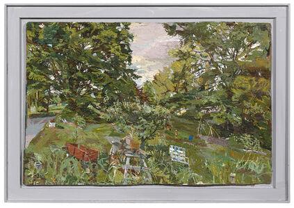 Stanley Lewis, 'Yard in Summer', 2015