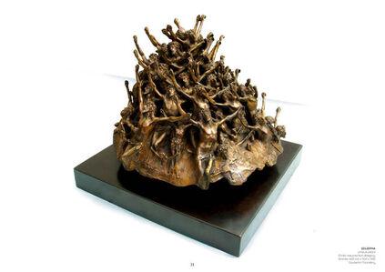 Thierry Benenati, 'Golgotha ', 2008
