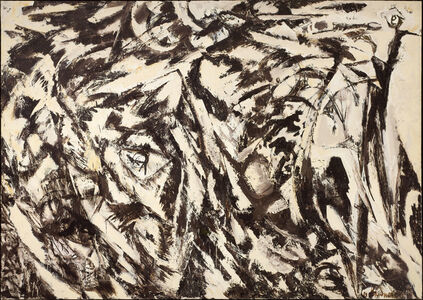 Lee Krasner, 'Charred Landscape ', 1960