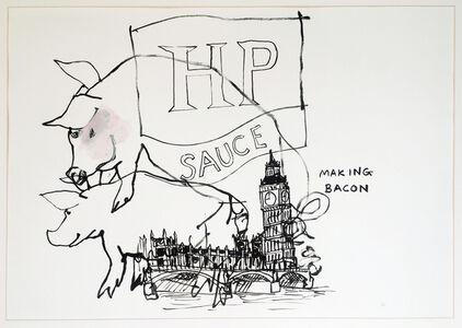 Stephen Wilks, 'Making Bacon', 2007
