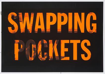 Scott Myles, 'Swapping Pockets', 2014