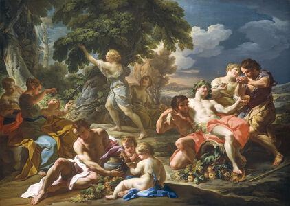 Corrado Giaquinto, 'Autumn', ca. 1740/1750