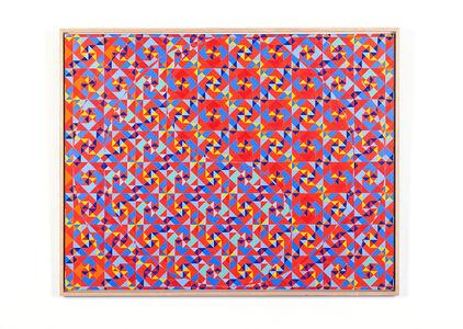 Onosato Toshinobu, 'Motion of Circle ', 1974