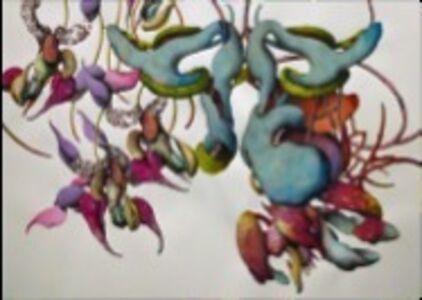 Miron Schmuckle, 'The strife of love in a dream – Folio XI', 2013